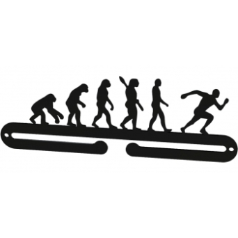 Wieszak na medale EVOLUTION RUNNER